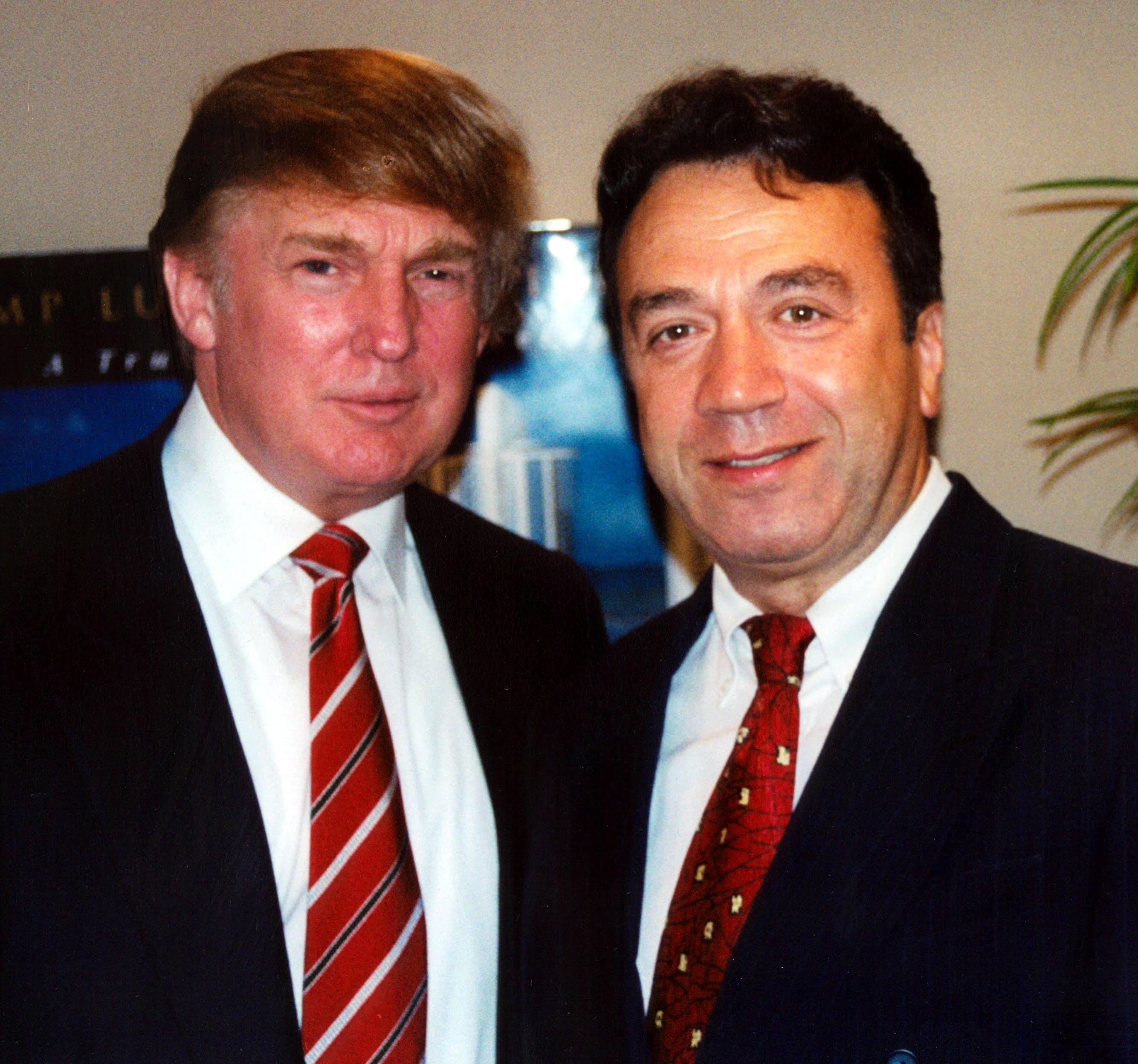 Donald Trump & Roman